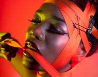 Ribbons Beauty Editorial
