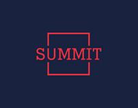 SUMMIT - Sales Kick-Off Meeting identity