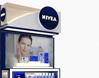 NIVEA - End of aisle -