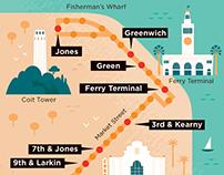 CA Metro Maps