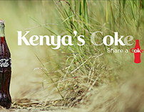 Kenya's Coke Everythings OK Facebook Campaign 2015