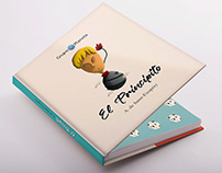 """Coffee Table Book, """"El Principito""""."""