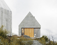 The concept of a small house #1