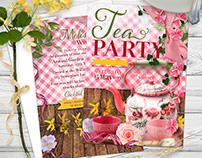 Retro X Vintage Tea Party