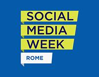 Social Media Week Rome 2015 - Facebook Campaign