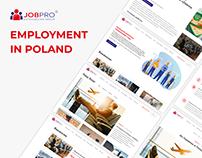 Employment in Poland