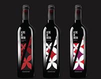Altos De Buera | Wine packaging