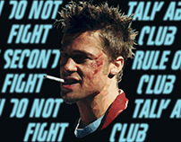 FIGHT CLUB in Low poly