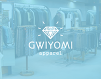 Gwiyomi Apparel Լogotype Design