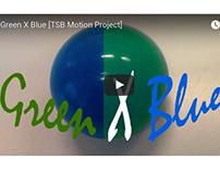 Green X Blue [TSB]