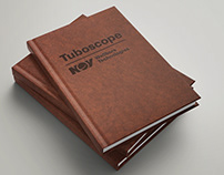 Tuboscope - Leather Writing Journals