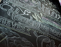 Chalkboard Lettering 02
