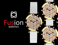 Fusion Watches - Women's Contemporary Watch Design