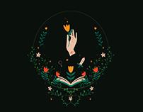 mulheres fantásticas — an illustrated zine