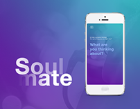Soulmate - Mobile App Concept