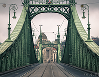Postcards from Budapest