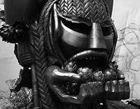 VIDEO : Making of Budweiser Budvar knight