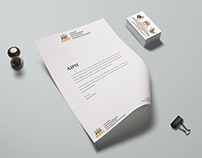 Stationery for psychology clinic