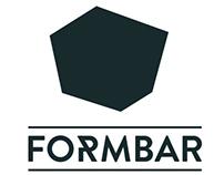 FORMBAR – Logo and Corporate Design