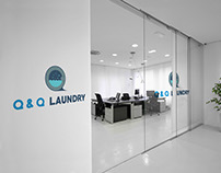Laundry Logo Design