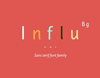 Influ Bg Typeface