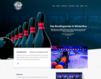 Bowling Alley - Website Swiss