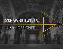 D'Shawne Butler Portfolio