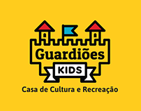 Guardiões Kids | branding + print + website