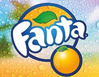 *Winner* Design for Fanta Competition