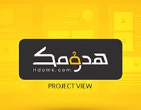 Hdomk UI/UX