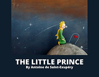 The Little Prince 3D Clay Cover Illustration