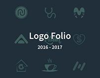 Logos, Marks, Lettering - 2016- 2017
