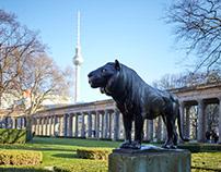 Neues Museum & alte Nationalgalerie - Berlin