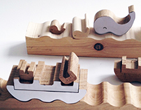 GET WAVY | Wooden toy