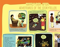 Concept & Copy for Infographic: ever after