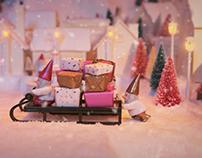 The snelandskab - TV3 Christmas Ident
