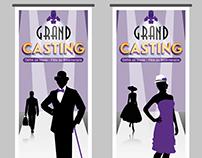"Casting fashion show ""1816 - 2050"""