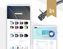 Vinylizer Main Page Concept