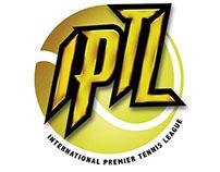 Event visual branding design for International Tennis