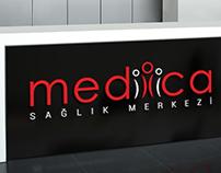 Kurumsal Kimlik Tasarımı - Medica (2013)
