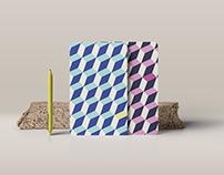 Pattern Design - Cubic Aesthetics