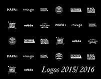 Set of Logos - 2015/2016