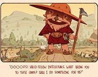 Meaningless Adventure IV