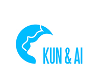This is Beijing Kazakh Blind Union logo design,Kun and