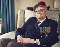 WW2 VETERANS - SCOTTISH CONTRIBUTION
