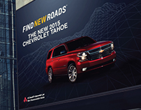 Chevrolet The New Tahoe 2015