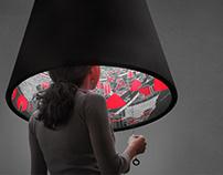 Trapped in Lights 關於光 — 視覺互動體驗裝置