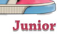 Junior Footwear S/S 2017