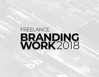 Twitch Branding Work [2018]