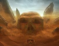 Furious Sands - Desktopography 2015